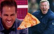 'Khi chiếc bánh pizza bay vào mặt Sir Alex, mọi người đều có cảm xúc này'