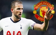 Spurs ra giá 150 triệu bảng, Man Utd chốt khả năng nổ bom tấn Harry Kane