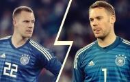 'Thay máu' trong khung gỗ, Bayern gây sốc với 'nạn nhân' của Neuer ở ĐTQG
