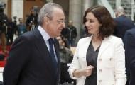 Thành Madrid dậy sóng vì nghĩa cử quá cao đẹp của Real