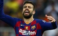 Trói chân 'đá tảng' bằng 300 triệu, Barca đã tìm ra người thay thế Pique?