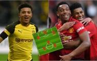 Ferdinand: 'Tôi sẵn sàng chi tiền để chứng kiến bộ ba đó sát cánh ở Man Utd'