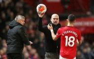Hết bảo Pep im miệng, Fernandes lại bị phanh phui mắng đồng đội: 'Cút đi, thái độ như sh*t'