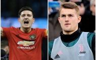 Man Utd và 5 'đối tác hoàn hảo' cho Maguire: De Ligt, Dias và ai nữa?