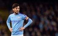 Thay Silva, Man City gia nhập cuộc đua chiêu mộ 'máy đếm nhịp' 100 triệu