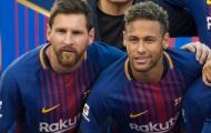 'Về mặt đó, Messi vẫn thua Neymar'