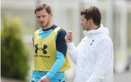 Mourinho nhận tin 'mông lung' từ học trò