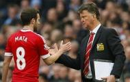 Juan Mata: 'HLV ấy có vẻ đáng sợ, nhưng sống rất thật, một con người tuyệt vời'
