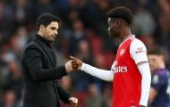 Mikel Arteta và 2 lần nhận nhiệm vụ 'giải cứu' Arsenal