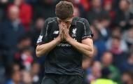 Nhìn lại ngày Liverpool bị Stoke hủy hiệt 6-1 trong trận cuối cùng của Gerrard