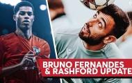 Vì sao khi Rashford trở lại, Fernandes sẽ bùng nổ hơn nữa?
