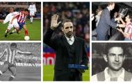 5 máy quét cánh phải xuất sắc nhất lịch sử Atletico: Phát kiến vĩ đại của Simeone