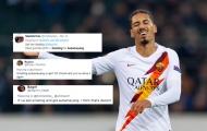 CĐV Man Utd: '25 triệu bảng + nạn nhân Maguire = Aubameyang'