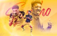 Jadon Sancho: Tuổi 20 hay hơn cả Messi và Ronaldo