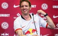 RB Leipzig đang làm nên lịch sử cùng Nagelsmann