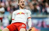 Gia nhập Liverpool, Timo Werner sẽ mang số áo bao nhiêu?