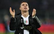 Nghĩa cử siêu đẹp, Ronaldo và các đồng đội giúp Juventus thu lại 90 triệu