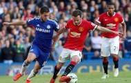 'Tôi thật sự muốn tới Man Utd và bảo Chelsea đó là phi vụ hoàn hảo'