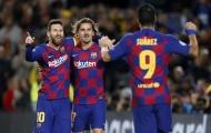 'Tôi đã sẵn sàng trở về dẫn dắt Barcelona...'