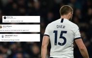 CĐV Tottenham: 'Hãy tống khứ cái tên đó đi, Bye bye!'