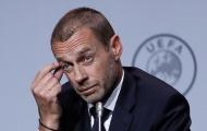 Châu Âu chao đảo vì virus Corona, UEFA chốt quyết sách cuối cùng