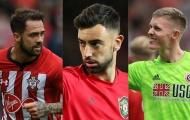Đội hình hiện tượng Premier League 2019/20: Bom tấn lớn nhất mùa đông góp mặt