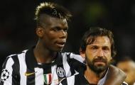 Top 5 bản hợp đồng miễn phí 'chất như nước cất' của Juventus