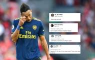 CĐV Man City: 'Cậu ấy quá lớn tuổi để thay thế cho Kun Aguero'