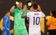 Từ Dzeko đến James: Các cầu thủ có quan hệ gần gũi khiến CĐV ngỡ ngàng