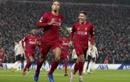 Van Dijk chọn ra bàn thắng yêu thích nhất ở Liverpool