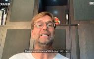 Jurgen Klopp kêu gọi CĐV giữ sức khỏe giữa dịch bệnh Covid-19