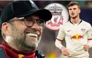 Chân sút phải hi sinh trong trường hợp Liverpool chiêu mộ thành công Timo Werner
