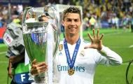 Juventus tính bán, Ronaldo bỗng nhớ Real Madrid
