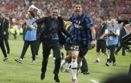 Huyền thoại Inter tiết lộ con người thật bên trong vẻ khô khan của Mourinho