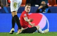 Pogba lên tiếng xin lỗi Phil Jones