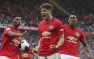 Bỏ qua Martial, Daniel James chỉ ra 3 cầu thủ chạy nhanh nhất Man Utd