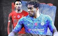 3 hậu vệ phải hàng đầu nước Anh, ai mới là số 1?