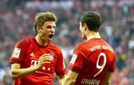 Bayern Munich và 2 'con quái thú' trên mặt trận tấn công