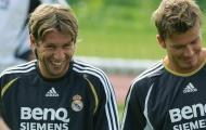 'Beckham giỏi, khiêm tốn, nhưng tôi đẹp trai hơn'