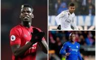 """Zidane muốn chiêu mộ tài năng """"kết hợp giữa Casemiro, Kante và Pogba"""""""