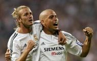 'Cậu ấy khiến tôi thoải mái hơn khi chuyển từ Man United đến Real Madrid'