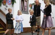 Robben tiết lộ tình trạng khó khăn của vợ khi dương tính COVID-19
