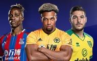 Đội hình 11 ngôi sao rê dắt bóng đỉnh nhất Premier League 2019/2020