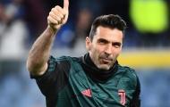 Buffon chuẩn bị gia hạn hợp đồng với Juventus ở tuổi 42