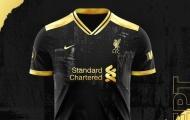 CĐV Liverpool ngất ngây trước 'hào quang' của mẫu áo mới