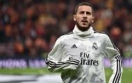 Không phải Hazard, đây mới là 'kẻ trị vì tối cao' của Real Madrid?