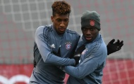 Coman tiết lộ sự thật thú vị về 'cơn lốc biên trái' tại Bayern