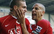 Vừa đến Man Utd, Vidic đã phát hoảng với 1 cái tên
