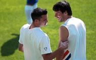 Odion Ighalo: 'Tôi ngưỡng mộ Van Nistelrooy hơn Van Persie vì... '