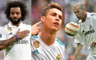 Bạn có biết những đất nước nào sản sinh ra nhiều cầu thủ cho Real Madrid nhất?